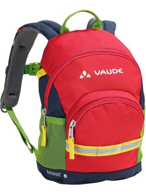 VAUDE Minnie 5 Daypack marine/red